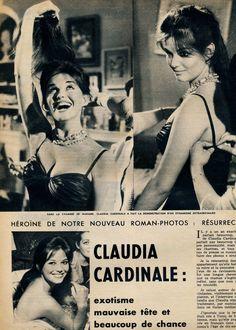 Claudia Cardinale | Rio Western