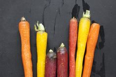 Honey glazed carrots are a favorite at our farm, and part of our fall menu, too!