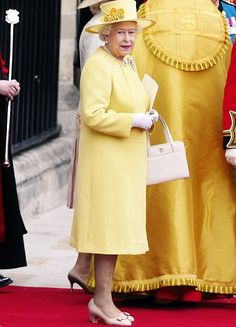 All clothes and accessories are kept for posterity at Buckingham Palace in boxes and cotton bags, inside mahogany wardrobes with airtight doors.