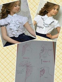 Beginning to Sew Modest Clothing Patterns – Recommendations from the Experts Fashion Kids, Fashion Sewing, Diy Fashion, Student Fashion, Girl Dress Patterns, Clothing Patterns, Skirt Patterns, Blouse Sewing Pattern, Coat Patterns