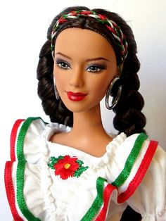 Cinco De Mayo Barbie Doll Festivals of the World Collection 2007
