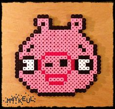 Pink Pig Angry Birds by WorldMadeOfPixels on Etsy
