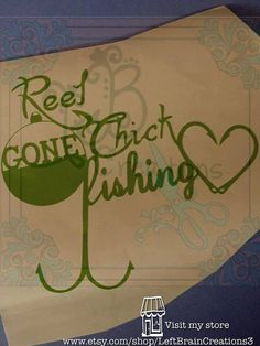 Decals or #stickers made especially how you want or need! These are fishing themed for the spring & summer! Can be any variety of colors to match your car, boats or kayaks! ... #etsy #leftbraincreations #halloween2016 #shannarabon #shannacorwin #fallsale2016 #tealpumpkinproject #teal2016 #allergybags #allergyalertbags #bobbers ➡️ http://jto.li/wJYJS
