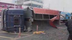 Recopilación de accidentes de camiones y tractores