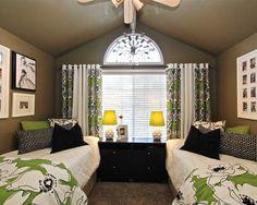 Bedroom Design ideas - modern - bedroom - san diego - by Robeson Design Girl Room, Room Makeover Bedroom, Room Design, Room Makeover, Beautiful Dorm Room, Bedroom Design, Dorm Room Decor, Modern Bedroom
