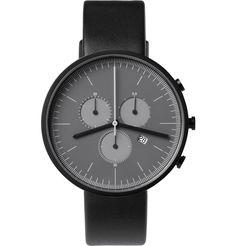 Uniform Wares300 Series Chronograph Wristwatch|MR PORTER