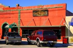 City Market BBQ, Luling, Texas, I have been going here since the mid 70's ... Incredible!