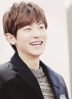 Cute smile.....