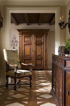 ebanista Me fascinan los muebles de maderas en estos tonos, hermosos!!!