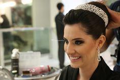 Acessórios para o seu penteado de noiva