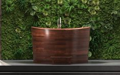 Aquatica True Ofuro Duo Wooden Freestanding Japanese Soaking Bathtub 07 (web)