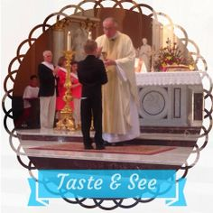 My Clones in Action: WIWS: First Holy Communion (6th Sunday in Easter)