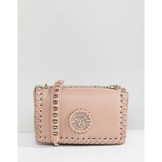 Versace Jeans Lace Up Crossbody Bag ( 237) ❤ liked on Polyvore featuring  bags, 8964736cb2