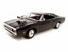 The Hot Wheels 1/43 The Fast and The Furious 1970 Dodge Charger is a superbly detailed diecast car in the Hot Wheels Elite Limited Collection. Discounts available on all Hot Wheels products at Wonderland Models.