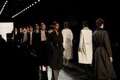 Taoray Wang AW16 at New York Fashion Week. ph: Jan Luengo Mi.Magazine @taoraywang