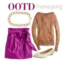 lounge wear : thanksgiving style