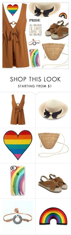 """Pride month gamiss #47"" by wannanna ❤ liked on Polyvore featuring Casetify and Sugarboo Designs"