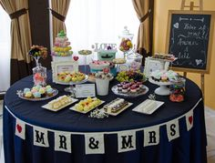 Candy Bar complet Bar, Catering, Deserts, Table Settings, Birthday Cake, Candy, Food, Sweet, Birthday Cakes