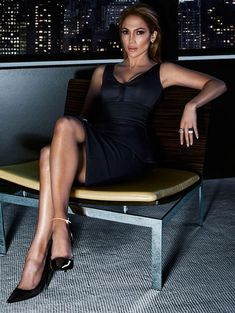 Mabel Naija's Blog (MNB) : FASHION: Jennifer Lopez Flashes Her Legs to Promot...