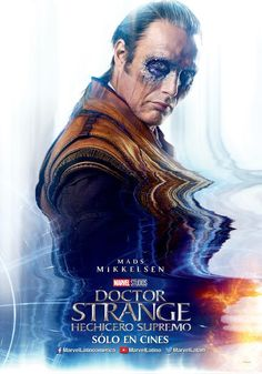 Return to the main poster page for Doctor Strange (#15 of 17)