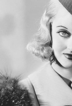 Bette Davis for Fashions of 1934