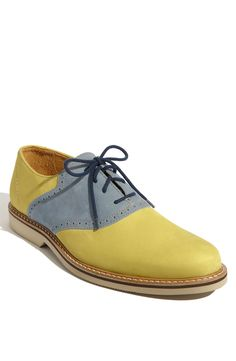 Men's Fashion: Mens shoes. More - http://dailyshoppingcart.com/mensshoes #shoes #yellow #footwear