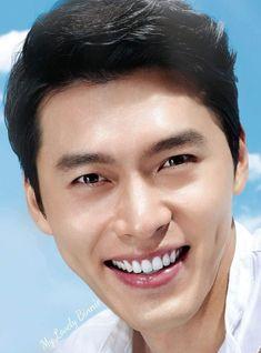Asian Celebrities, Asian Actors, Korean Actors, Hot Korean Guys, Korean Men, Hyun Bin, Park Shin Hye, Kwon Sang Woo, Asian Men Hairstyle