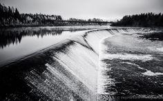Beauty Dam in Autti