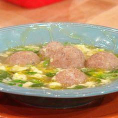 Bean Escarole Soup