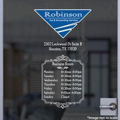 Stickertitanscom Custom Business Office Shop Salon - Custom vinyl decals houston tx