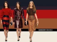 Burberry F/W 2013-14