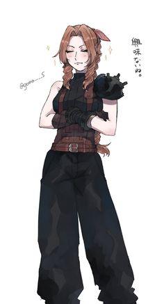 Final Fantasy Girls, Final Fantasy Cloud, Final Fantasy Characters, Final Fantasy Vii Remake, Nerd Show, Naruto Vs Sasuke, Princess Mononoke, Cloud Strife, Cultura Pop