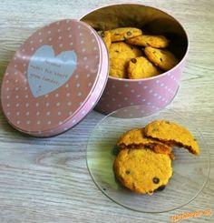Tekvicové cookies s čokoládou ♥ - Recept Pumpkin, Cookies, Crack Crackers, Pumpkins, Biscuits, Cookie Recipes, Squash, Cookie, Biscuit