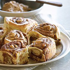 Giant Cinnamon Rolls | MyRecipes.com