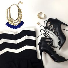 Saturday Night, we're coming for ya. #style