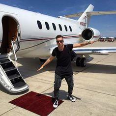 Nicky Romero Jet, Aircraft, Vehicles, Nicky Romero, Aviation, Car, Planes, Airplane, Airplanes