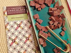 The Art of Crafting Bean-to-Bar Chocolates | http://www.everintransit.com/chocolate-garage/