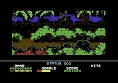 Platoon - Commodore 64 - 1987