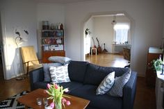 Ytterst trivsamt - livingroom