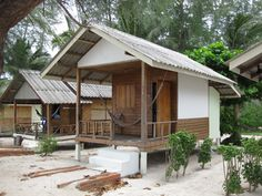 mooiste strandhuisjes - tiny houses