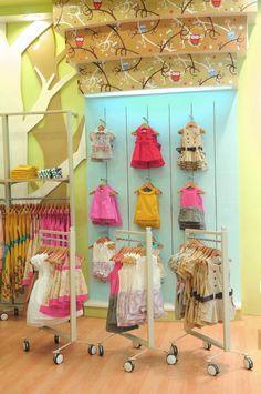 Twilo Childrens Boutique by Frenjick Quesada (Design Hirayama + Quesada) at Coroflot.com