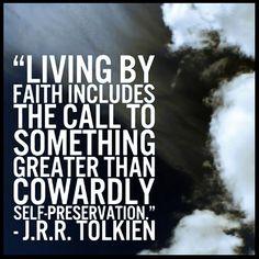 J R R  Tolkien ~ Quote
