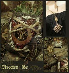 Choose Me by luthien27.deviantart.com on @deviantART