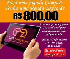 Trabalhe em casa, excelente remuneração!!! Entre em contato ou envie um sms que entramos em contato. Renato Santos (16) 99325-1071 Pontal / SP