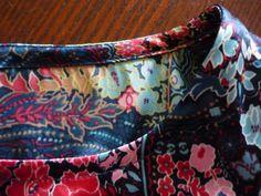 Como coser un cuello perfecto