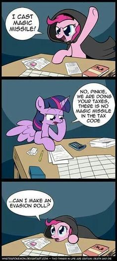 In this case I would be Pinkie. Lol.
