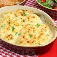 Best healthy recipes in the world: Oven-Roasted Cauliflower with Garlic, Olive O. - Aufläufe/ÜberbackenesBest healthy recipes in the world: Oven-Roasted Cauliflower with Garlic, Olive Oil and Lemon Juice Side Dish Recipes, Vegetable Recipes, Low Carb Recipes, Vegetarian Recipes, Cooking Recipes, Diabetic Recipes, Cooking Tips, Whole30 Recipes, Best Healthy Recipes