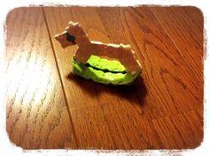 小学生のLaQ作品 今回はレシピを見ながら作った 『ゆらゆら木馬』 ちょっと触るとゆらゆら・・・ ちゃんと動き…