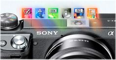 Holiday 2012: Six Apps for the Sony NEX 6 | BH inDepth