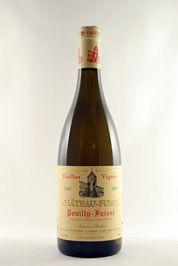 Tete de Cru  2004 - best wine on Earth.